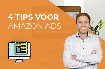 4 tips voor amazon ads