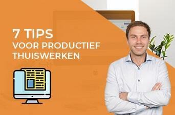 7-tips-voor-productief-thuiswerken